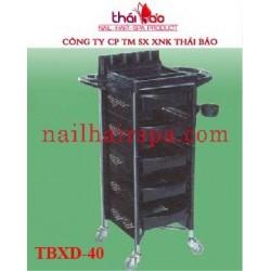 Manicure Cart TBXD40