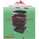 Manicure Cart TBXD47