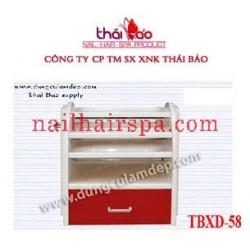 Manicure Cart TBXD58