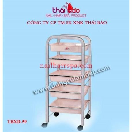 Manicure Cart TBXD59