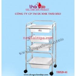 Manicure Cart TBXD61