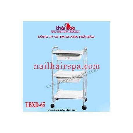 Manicure Cart TBXD65