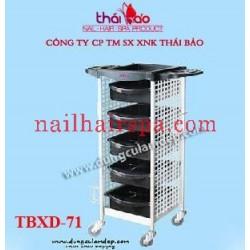 Manicure Cart TBXD71