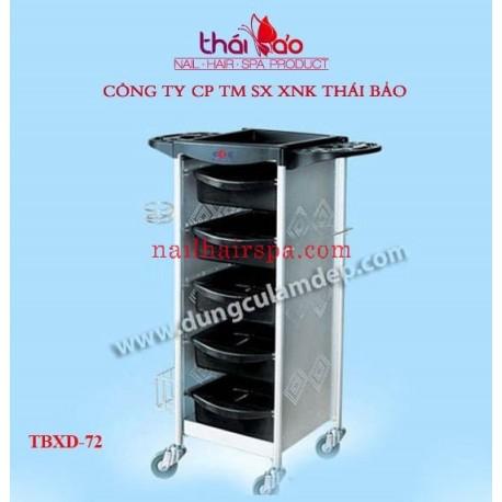 Manicure Cart TBXD72