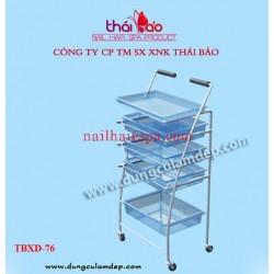 Manicure Cart TBXD76
