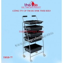 Manicure Cart TBXD77