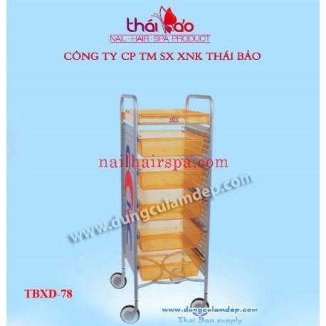 Manicure Cart TBXD78