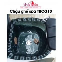Chậu Ghế Spa TBCG10