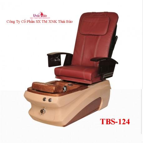 Spa Pedicure Chair TBS124