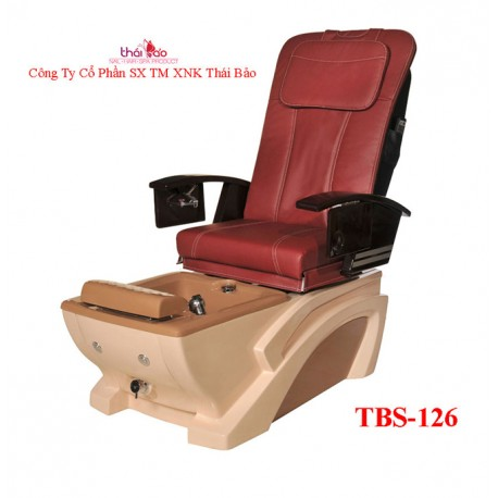Ghế Spa Pedicure TBS126