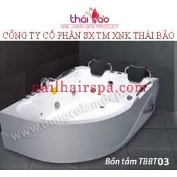 Bồn tắm cao cấp TBBT03