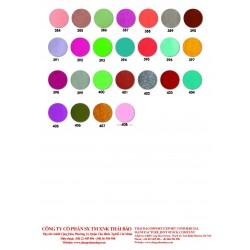 Bảng màu bột 8