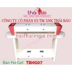Nail Dryer Table TBHG07