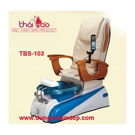 Spa Pedicure Chair TBS103