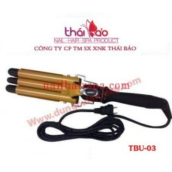 Hair curling machine TBU03