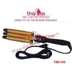 Máy Uốn Tóc TBU03