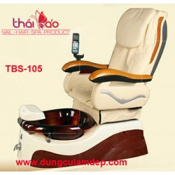 Spa Pedicure Chair TBS105