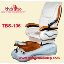 Ghế Spa Pedicure TBS106