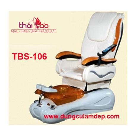 Spa Pedicure Chair TBS106