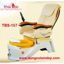Spa Pedicure Chair TBS107