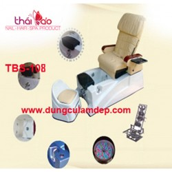 Spa Pedicure Chair TBS108