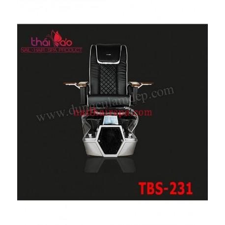 Spa Pedicure Chair TBS231