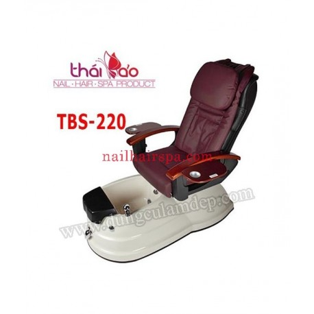 Ghe Spa Pedicure TBS220