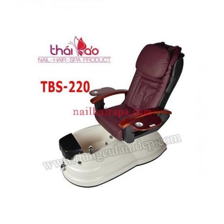 Spa Pedicure Chair TBS220