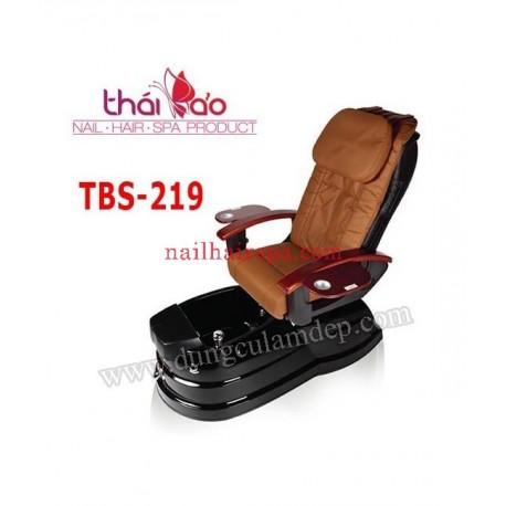 Spa Pedicure Chair TBS219