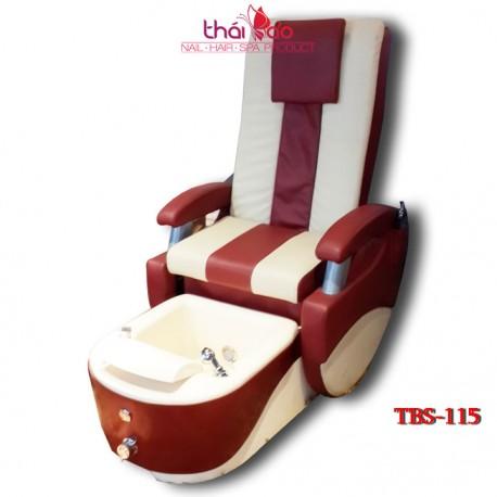 Spa Pedicure Chair TBS115
