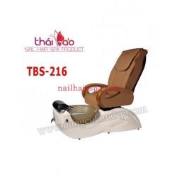 Ghế Spa Pedicure TBS216