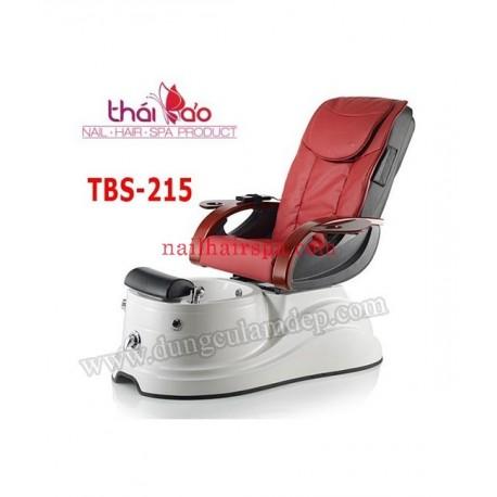 Spa Pedicure Chair TBS215