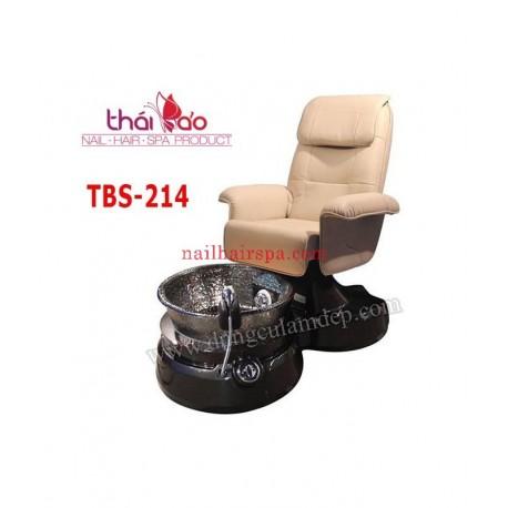 Ghe Spa Pedicure TBS214