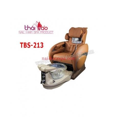 Spa Pedicure Chair TBS213
