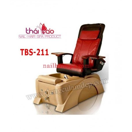 Spa Pedicure Chair TBS211
