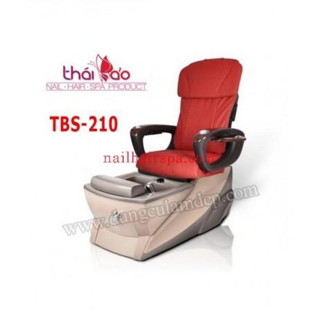 Spa Pedicure Chair TBS210