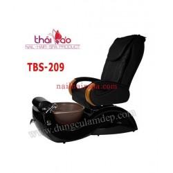 Spa Pedicure Chair TBS209