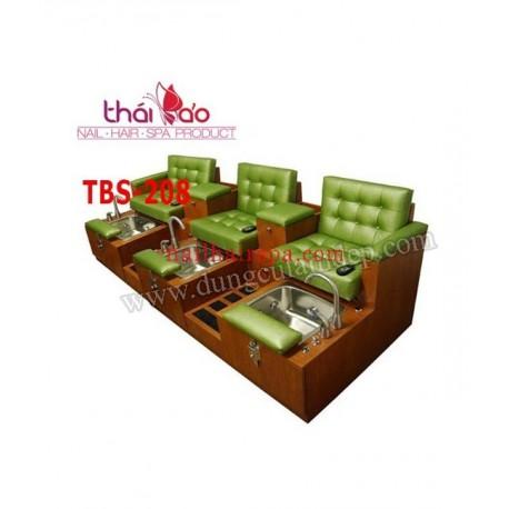 Spa Pedicure Chair TBS208