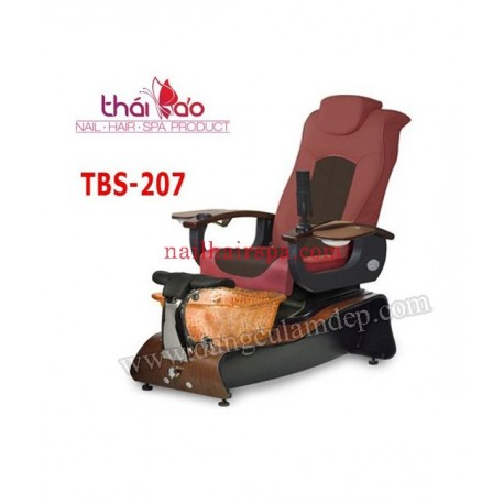 Ghe Spa Pedicure TBS207