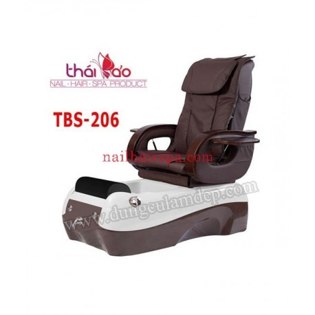 Spa Pedicure Chair TBS206
