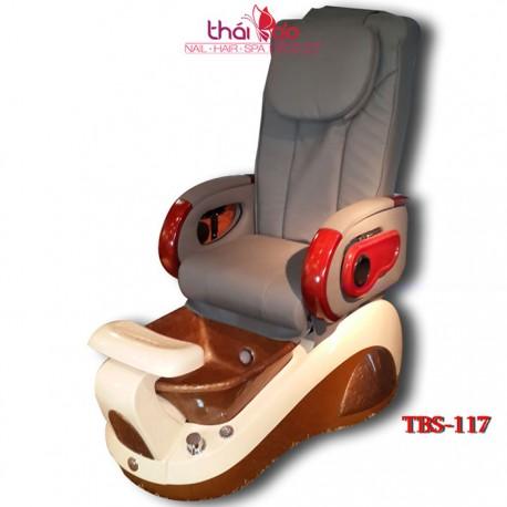 Ghế Spa Pedicure TBS117