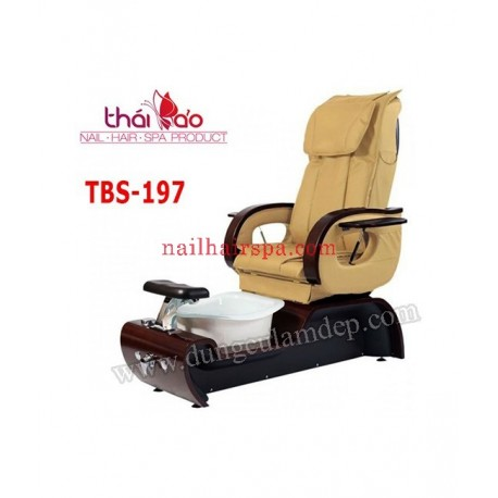 Spa Pedicure Chair TBS197