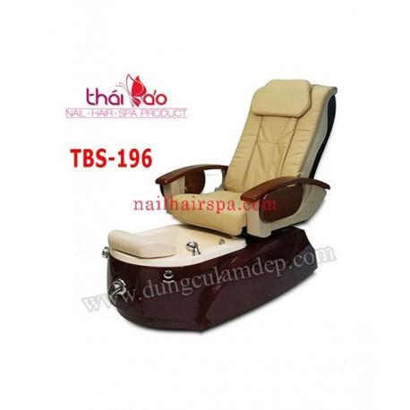 Spa Pedicure Chair TBS196