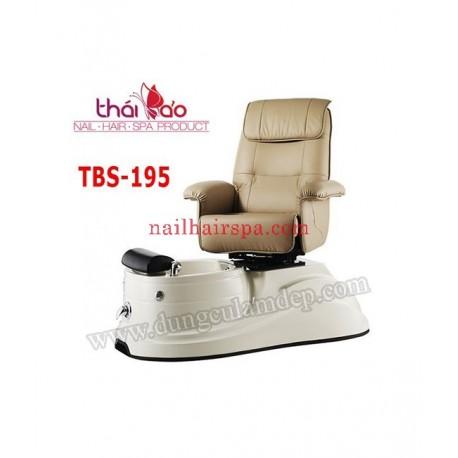 Spa Pedicure Chair TBS195