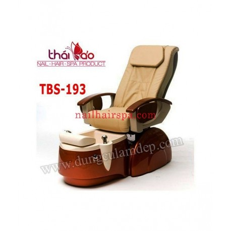 Ghe Spa Pedicure TBS193