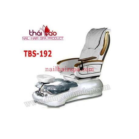 Ghe Spa Pedicure TBS192