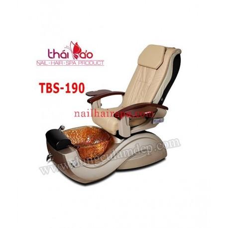 Ghe Spa Pedicure TBS190