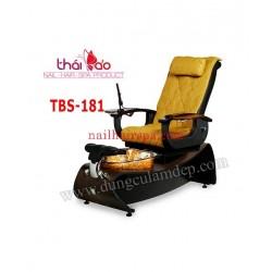 Ghế Spa Pedicure TBS181