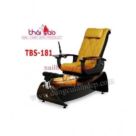 Spa Pedicure Chair TBS181