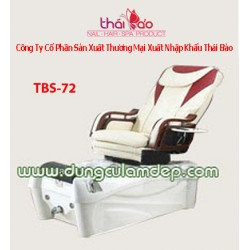Spa Pedicure Chair TBS72